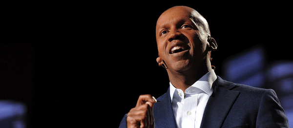 Bryan Stevenson human rights lawyer TED talk