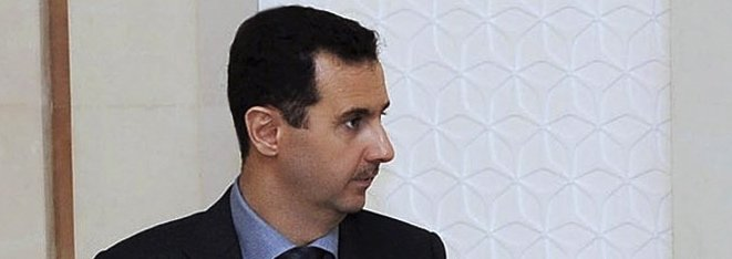 Bashar Al-Assad #3 - Photo Credit: AP