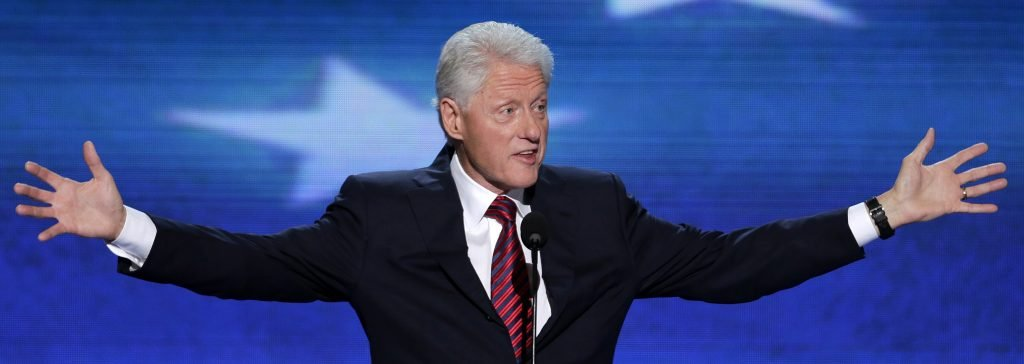President Bill Clinton #7 - Photo Credit: AP