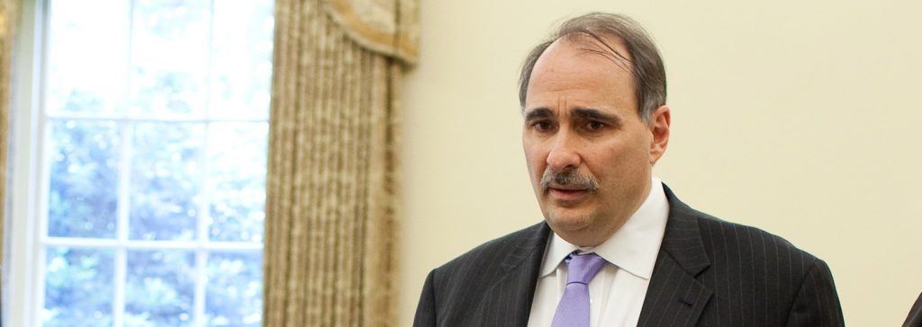 David Axelrod #9 - Photo Credit: White House