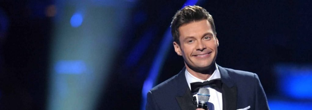 Ryan Seacrest #4 - Photo Credit: AP