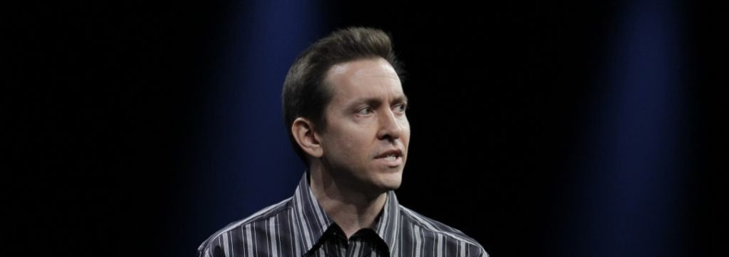 Scott Forstall #10 - Photo Credit: AP