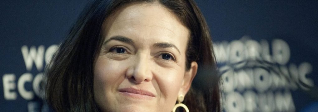 Sheryl Sandberg #6 - Photo Credit: AP