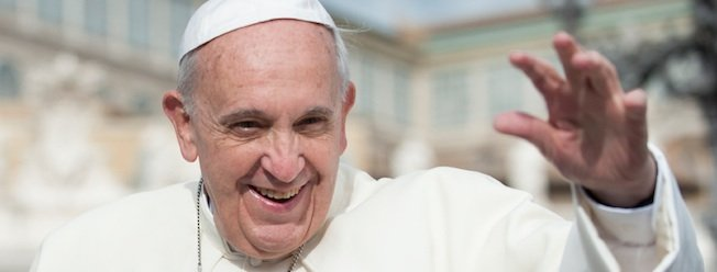 #3: Pope Francis