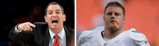 #5: Mike Rice and Richie Incognito