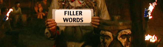 Filler Words