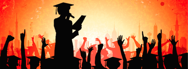 How to Rock a Commencement Speech