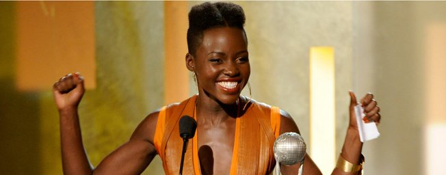 Lupita Nyong'o - Best Communicator