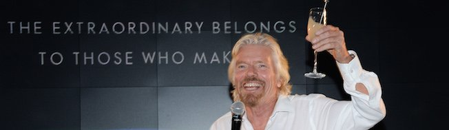 Richard Branson - Best Communicator