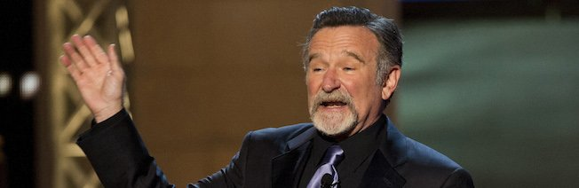 Robin Williams - Best Communicator of 2014