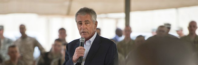 Chuck Hagel - Worst Communicator